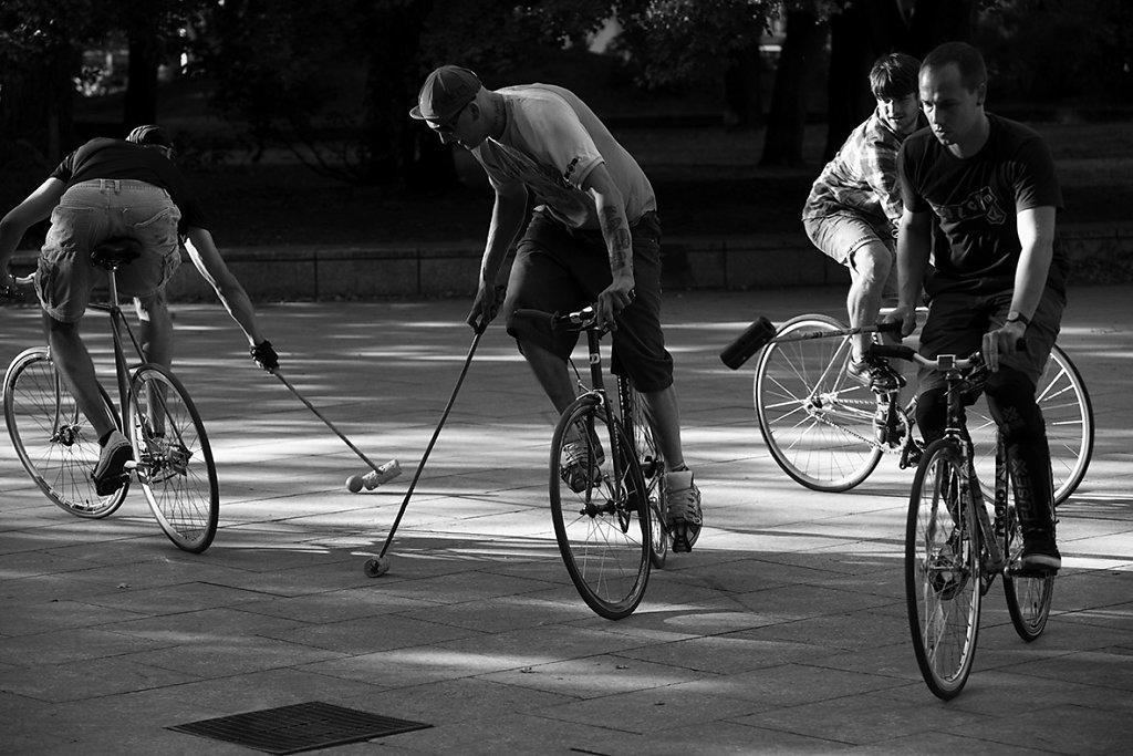 Bike-Polo